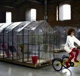 Madrid's Matadero Unveils Quirky Artistic Potlatch Event for El Ranchito 2014