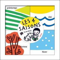Iris de Mouy, Les 4 saisons, Hélium, 2012