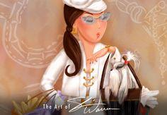 Shari Warren Illustration and Design - Shari Warren Illustration :: Art for Licensing:: Fine Art Prints, Posters, Giftware, Tableware, Home ...