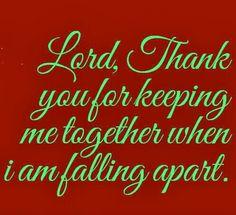 God is Good.....