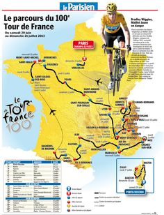 2013 Tour de France #tdf #tourdefrance