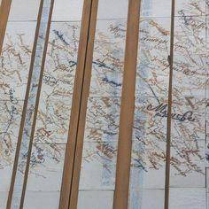 «Détail décor mur extérieur AD Haute-Vienne #archives»