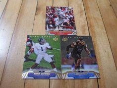 Teddy Bridgewater Anthony Barr Jerick McKinnon 2014 Upper Deck Vikings Draft Lot | eBay