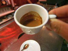 Storia dei dolci tipici: Il caffè espresso