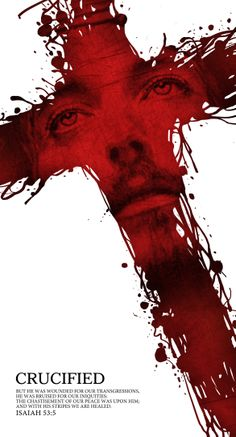 poster crucified by: Daniel Prasetya