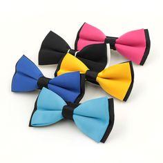 Купить товарПродажа! 1 шт. мода для мужчин смокинг классический сплошной цвет боути свадебная ну вечеринку красный черный белый марка галстук бабочка в категории Галстуки и платкина AliExpress.     Новые поступления:         Мода модель лук галстук:         Newest 1PC Fashion Jaquard Flower Slim Ties For Men Bow