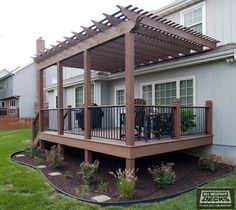 All Weather Decks - Kansas City traditional-deck