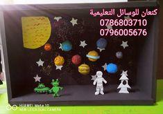 وسيلة تعليمية بشكل جديد للمجموعة الشمسية تحتوي على الكواكب معلقة بشكل جميل Girl Wallpaper, Geography, Montessori, Science, Space, School, Book, Girls, Floor Space