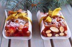 Панфорте — это итальянская сладость, состоящая из большого количества орехов, сухофруктов и пряностей. Этот десерт принято готовить на Рождество! По вкусу панфорте очень похоже на грильяж, но более …