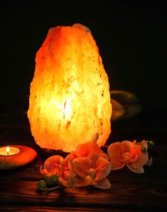 Helps you sleep and boost immune system White Himalayan Salt Lamp, Himalayan Salt Candle Holder, Pink Salt Lamp, Salt Rock Lamp, Himalayan Salt Benefits, Salt Crystal Lamps, Natural Salt, Pink Power, Nightlights