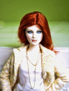 About Spring Kissed Ashleigh: Glamour Ashleigh, resin BJD.
