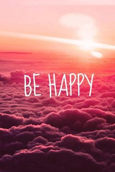 be yourself, be happy!