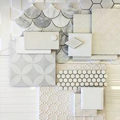 "219 Likes, 25 Comments - TILE CITI (@tileciti) on Instagram: ""White on White #7Vignettes #white @interiorsaddict @domayne_australia #tiles #tile #interiors…"""