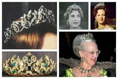 #RoyalTiara of Denmark