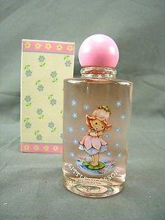 Vintage Avon Little Blossom Whisper Soft Cologne W/Box-NOS