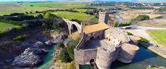 Parco Archeologico Ambientale di Vulci (VT). Castello della Badia