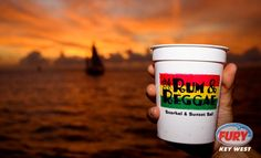 Rum and Reggae cruise in Key West is a must if you are visiting!