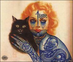Tattoo you, Ramon Maiden