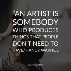 35 Unforgettable Andy Warhol Quotes and Philosophy In Life Quotations, Qoutes, Me Quotes, Business Quotes, Business Tips, Andy Warhol Quotes, Art History, Philosophy, Engine
