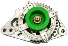 This is the ultimate 200 amp alternator for your Toyota! Uses OEM mounts and attaches directly to OEM wiring. The Mean Green Alternator provides up to 300% more power than stock.