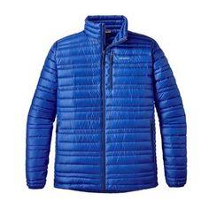M's Ultralight Down Jacket, Viking Blue (VIK)