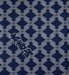 Japanese Cotton, Japanese Kimono, Vintage Japanese, Niigata, Kimono Fabric, Yukata, Vintage Cotton, Vintage Fabrics, Indigo