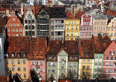 Wroclaw, Polska