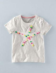 Starfish Boden Under-The-Sea T-shirt