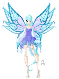 Beatrice Enchantix 2.0 by BySarahBrain.deviantart.com on @DeviantArt