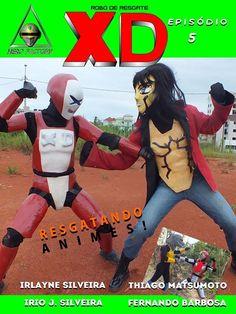 Robô de Resgate XD