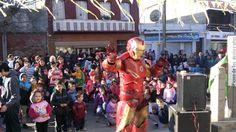 Animacion Iron Man Buenos Aires -011-40832214 wasap