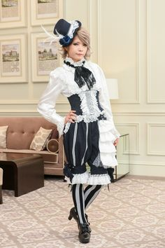 Alice and the Pirates Ouji Coordinate