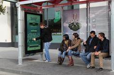 paradas de autobus - Cerca amb Google