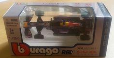 Bburago - Red Bull Racing RB9 Car Miniature 1:64 (18-59101)  Manufacturer: Bburago Barcode: 4893993591015 Enarxis Code: 014636 #toys #miniature #F1 #Red_Bull Red Bull Racing, F1, Lunch Box, Miniatures, Coding, Toys, Activity Toys, Clearance Toys, Bento Box