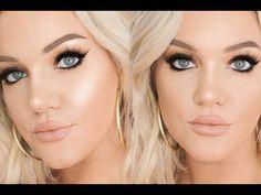 DATE NIGHT SMOKEY EYES - YouTube Beauty Tips Eyes, Beauty Hacks, Eyemakeup For Green Eyes, Colourpop Lippie Stix, Date Night Makeup, Natural Smokey Eye, Birthday Makeup, Jaclyn Hill Palette