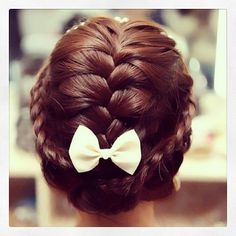 Stunning Braided Updo