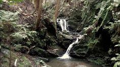 Kamodani-no Taki Waterfalls.