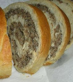 Meat Strudel (FLEISCHSTRUDEL)