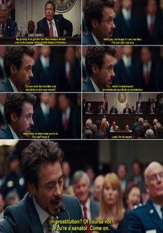 Movie & Comics Quotes: Iron Man 2 Movie Quote-1