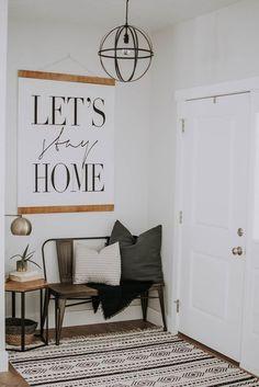 5x inspiratie voor de hal - Alles om van je huis je Thuis te maken | HomeDeco.nl