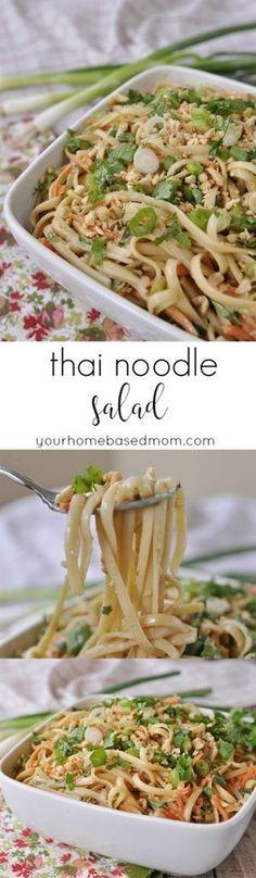 Thai Noodle Salad Re