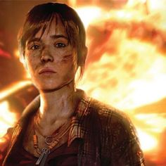 Ellen Page Nudity in Beyond: Two Souls Triggers Aggressive Sony Response #sony