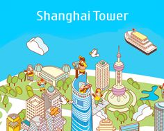 "Check out my @Behance project: ""Shanghai Tower"" https://www.behance.net/gallery/46324389/Shanghai-Tower"