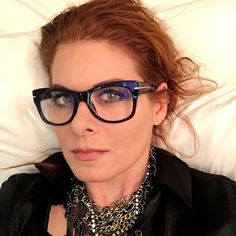 "therealdebramessing: ""This is my serious NY Eugene O'Neill theatre going look. Off to Opening night of ""Hughie"" with Forest Whitaker."""