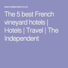 Chateau St Pierre de Serjac - one of the 5 best French vineyard hotels 5 Star Hotels, Catering, Swimming Pools, Vineyard, French, News, Travel, Swiming Pool, Pools