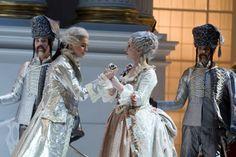 Der Rosenkavalier - Chevalier à la Rose - Toulouse - Joel - Serafin - Koch, Franca Squarciapino