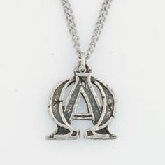 Christian necklaces for men skillfully handcrafted in the U. from solid lead-free fine pewter. Men Necklace, Jewelry Necklaces, Pendant Necklace, Crucifix, Pewter, Christian, Omega, My Style, Silver