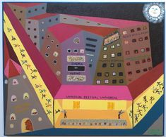 Monopoly, Tela, Colors, Paintings
