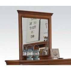 ACMEF30559-Cherry Oak Mirror