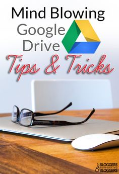 Mind Blowing Tips and Tricks for Google Drive: Learn how to use Google Drive like a Power User. Hidden features and solutions.